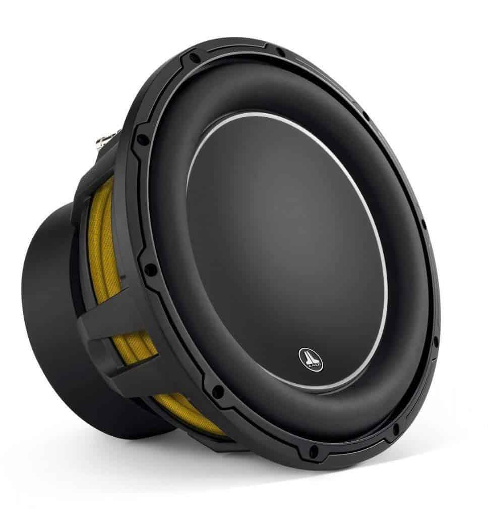 JL Audio 12W6V3 D4