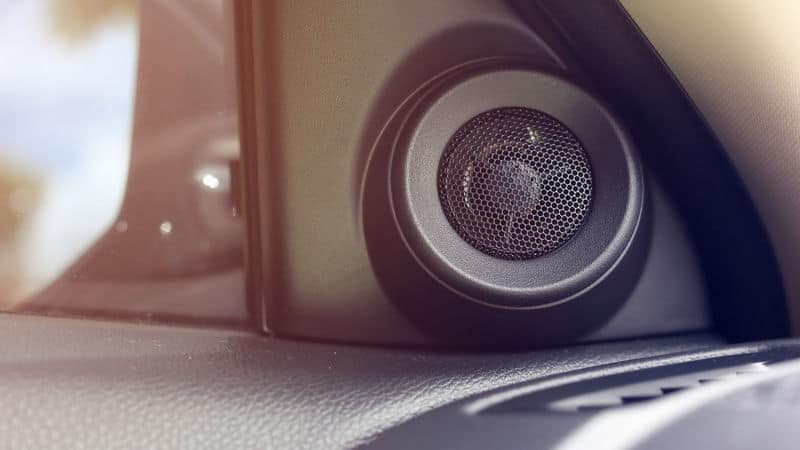 Improved Car Speaker