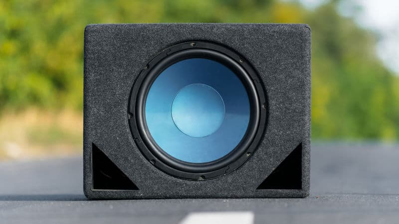 Ready made subwoofer